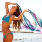 Bikini photoshoot